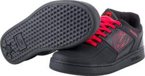 O'NEAL PINNED PRO FLAT Pedal Shoe V.18 Red