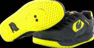 O'NEAL PINNED SPD Shoe V.18 Neon yellow