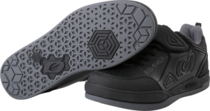 O'NEAL SENDER FLAT Shoe V.20 Black/Gray