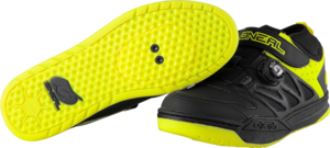 O'NEAL SESSION SPD Shoe V.18 Neon yellow