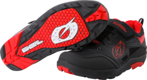 O'NEAL TRAVERSE FLAT Shoe V.20 Black/Red