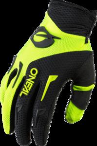 O'NEAL ELEMENT Glove V.21 Neon yellow/Black