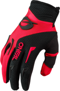 O'NEAL ELEMENT Glove V.21 Red/Black