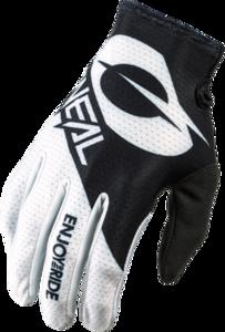 O'NEAL MATRIX Handschuh STACKED V.21 Schwarz/Weiß