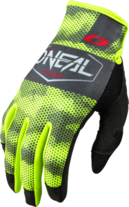O'NEAL MAYHEM Nanofront Handschuh COVERT V.21 Anthrazit/Neon gelb
