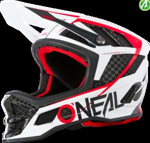 O'NEAL BLADE Carbon IPX® Helmet GM V.18 White