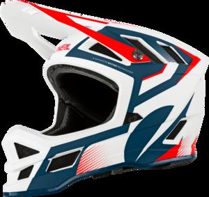 O'NEAL BLADE Hyperlite Helmet OXYD V.20 Blue/Red M