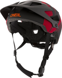 O'NEAL DEFENDER Helmet NOVA V.21 Red/Orange