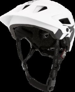 O'NEAL DEFENDER Helm SOLID V.21 Weiß/Grau