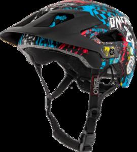 O'NEAL DEFENDER Helmet WILD V.18 Multi