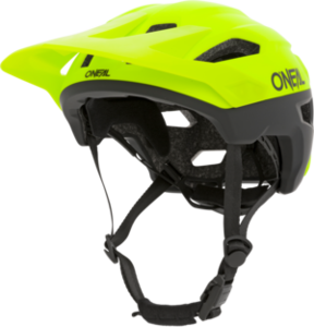 O'NEAL TRAILFINDER Helm SPLIT V.20 Neon gelb