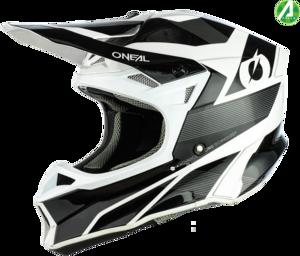 O'NEAL 10SRS Hyperlite Helmet COMPACT V.21 Black/White