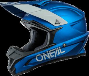 O'NEAL 1SRS Helm SOLID V.21 Blau