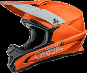 O'NEAL 1SRS Helmet SOLID V.21 Orange