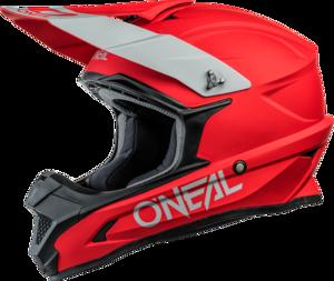 O'NEAL 1SRS Helmet SOLID V.21 Red