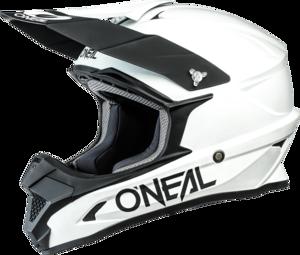O'NEAL 1SRS Helmet SOLID V.21 White