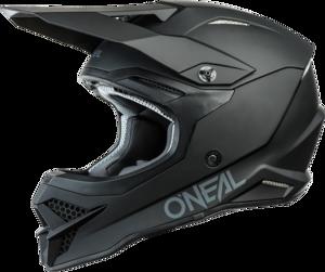O'NEAL 3SRS Helm SOLID V.21 Schwarz