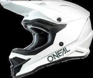 O'NEAL 3SRS Helm SOLID V.21 Weiß