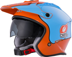 O'NEAL VOLT Helm GULF V.20 Orange/Blau