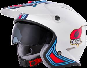 O'NEAL VOLT Helmet MN1 V.20 White/Red/Blue