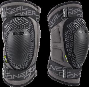 O'NEAL SINNER RACE Kevlar® Knee Guard V.17 Gray