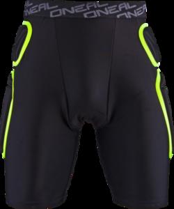 O'NEAL TRAIL Shorts V.15 Limette/Schwarz