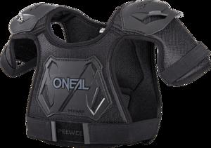 O'NEAL PEEWEE Protektoren-Oberteil V.17 Schwarz