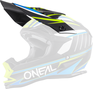 O'NEAL Visor 7SRS Helmet V.17 Blau