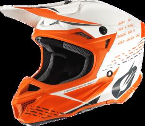 O'NEAL 5SRS Polyacrylite Helmet TRACE V.20 White/Orange