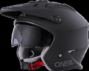 O'NEAL VOLT Helmet SOLID V.20 Black