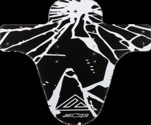 AZONIC Spritzschutz ENIGMA V.18 Schwarz/Weiß