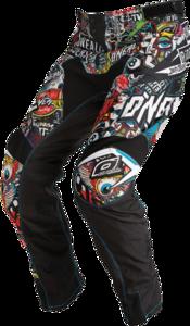 O'NEAL MAYHEM Pants CRANK V.15 Black/Multi