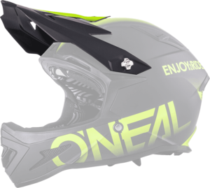 O'NEAL Spare Parts OOZY Helmets V.18 Yellow