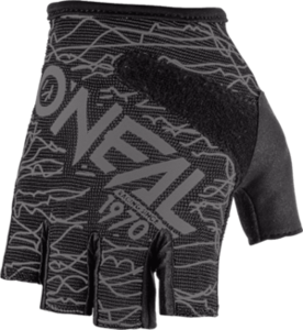 O'NEAL DROP Fingerless Glove V.17 Schwarz/Grau