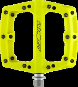 AZONIC BLAZE Pedal V.20 Neon gelb