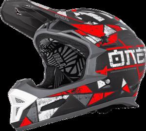 O'NEAL Visor FURY Helmet V.19 Rot