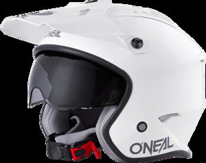 O'NEAL VOLT Helmet SOLID V.20 White