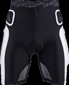 O'NEAL PRO SHORT V.15 Schwarz/Weiß