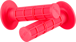 O'NEAL MX Grips WAFFLE V.17 Neon pink