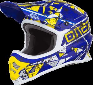 O'NEAL Visor 3SRS Helmet V.19 Blau
