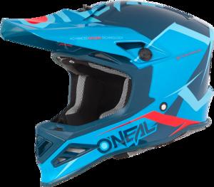 O'NEAL Visor 8SRS Helmet V.19 Blau