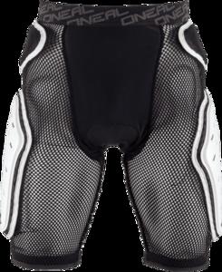 O'NEAL KAMIKAZE Shorts V.15 Schwarz/Weiß