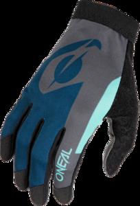 O'NEAL AMX Nanofront Handschuh ALTITUDE V.21 Blau/Cyan
