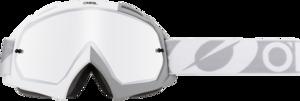 O'NEAL B-10 Brille TWOFACE V.21 Weiß/Grau
