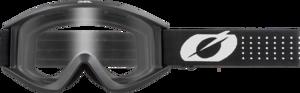 O'NEAL VAULT Goggle SOLID V.21 Black/White