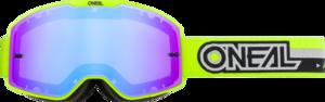 O'NEAL B-20 Brille PROXY V.21 Neon gelb/Schwarz