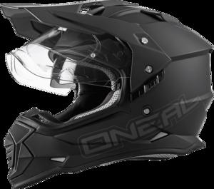 O'NEAL SIERRA Helmet FLAT V.17 Black