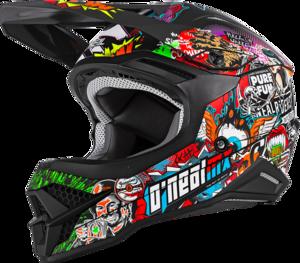O'NEAL 3SRS Helmet CRANK 2.0 V.20 Multi