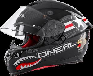 O'NEAL CHALLENGER Helmet WINGMAN V.20 Black