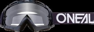 O'NEAL B-10 Brille PIXEL V.18 Schwarz/Weiß One Size